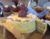 Easter Lemon and Poppyseed Cake