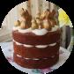 Easter Bunny Carrot Cake